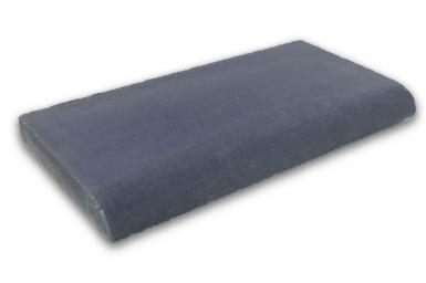 Surface Bullnose: Sapphire - Barcelona Cement Floor Tile