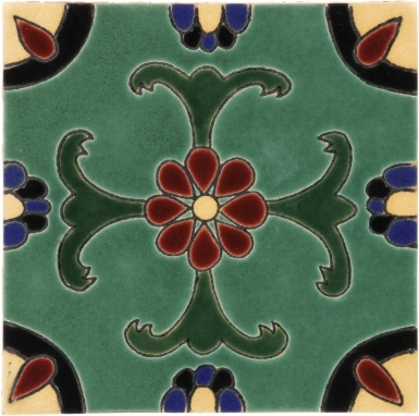 Malibu 4 Santa Barbara Ceramic Tile