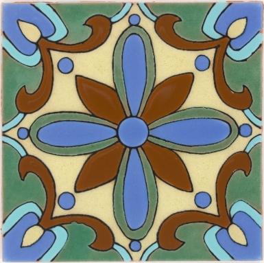 Mira Monte 3 Santa Barbara Ceramic Tile
