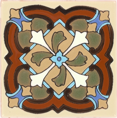 Daly Gloss Santa Barbara Ceramic Tile