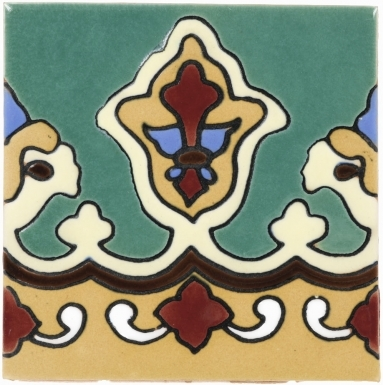 Andalucia 3 Santa Barbara Ceramic Tile