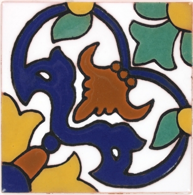 Carnaval 2 Gloss Santa Barbara Ceramic Tile