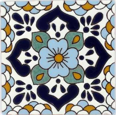 Manzanilla 1 Gloss Santa Barbara Ceramic Tile