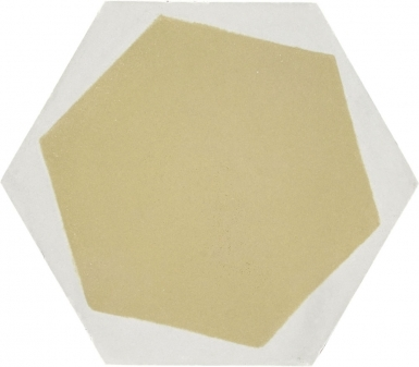 Hexagon 1 - Barcelona Cement Floor Tile