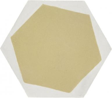Hexagon 1 - Barcelona Cement Floor Tile