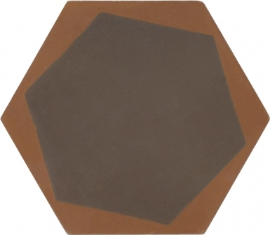 Hexagon 2 - Barcelona Cement Floor Tile