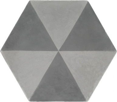 Hexagon 11 - Barcelona Cement Floor Tile