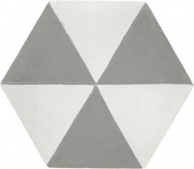 Hexagon 14 - Barcelona Cement Floor Tile