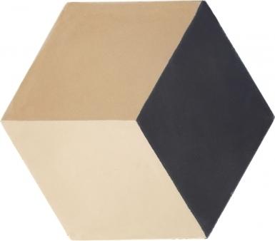 Hexagon 15 - Barcelona Cement Floor Tile