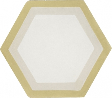 Hexagon 16 - Barcelona Cement Floor Tile