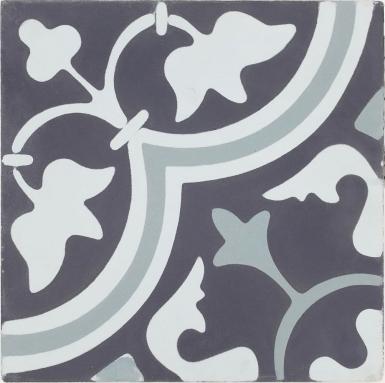 Montseny 4 Barcelona Cement Floor Tile