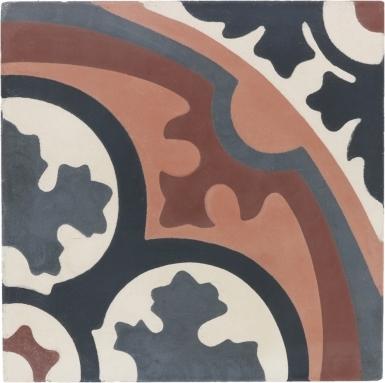 Garona 1 Barcelona Cement Floor Tile