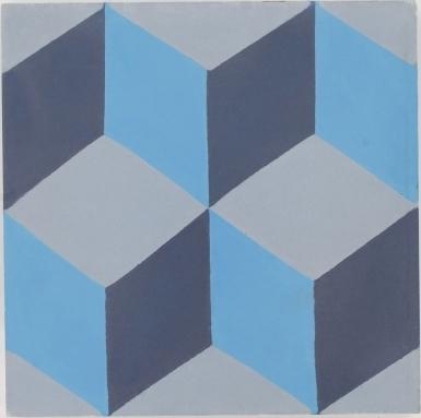 Treball 2 Barcelona Cement Floor Tile