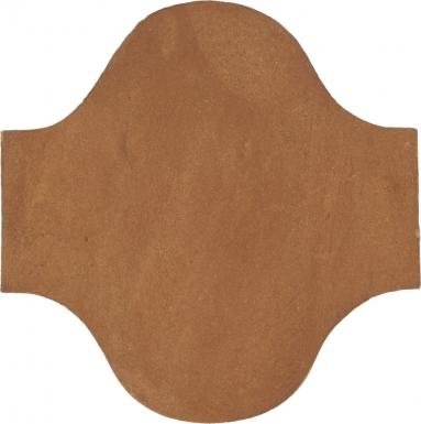 "8.375"" x 8.375"" Morocco - Tierra High Fired Floor Tile"