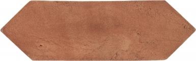"8.5"" Arrow - Tierra High Fired Floor Tile"