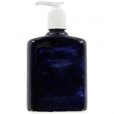 Cobalt Blue - Mexican Talavera Soap Dispenser