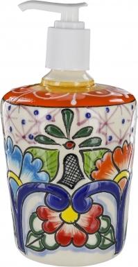 La Algodonera 2 - Soap Dispenser Cup with Relief
