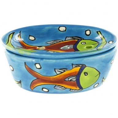 Cancun - Talavera Soap Dish