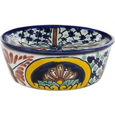 Puebla - Talavera Soap Dish