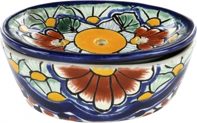 Evisa - Talavera Soap Dish