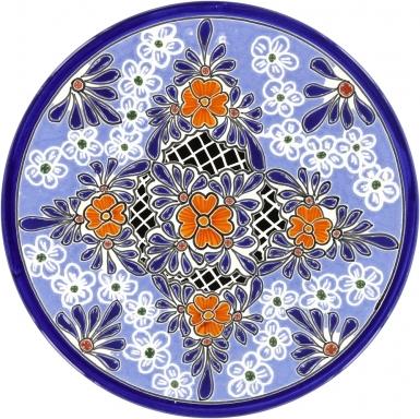 Plate 4 - Talavera Plate