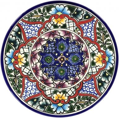 Plate 5 - Talavera Plate