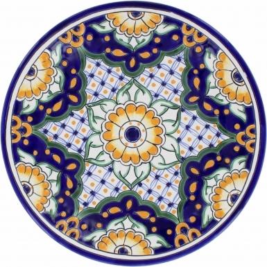 Plate 6 - Talavera Plate