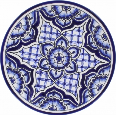 Plate 7 - Talavera Plate