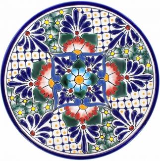 Plate 9 Talavera Plate