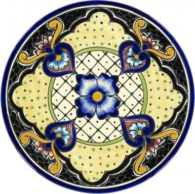 Margarita - Talavera Plate