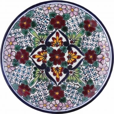 Plate 11 - Talavera Plate