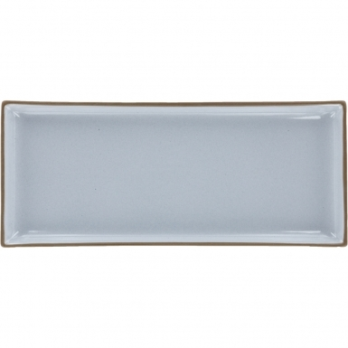 Light Blue Rectangular - Ceramic Plate