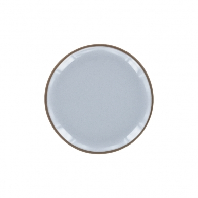 Light Blue Saucer - Ceramic Plate