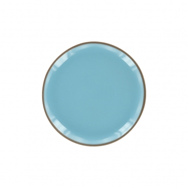 Turquoise Saucer - Ceramic Plate