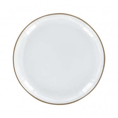 Pure White Dessert - Ceramic Plate
