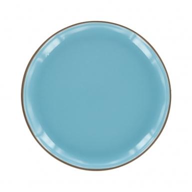 Turquoise Dessert - Ceramic Plate