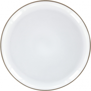Pure White Dinner - Ceramic Plate
