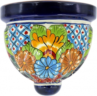 Model 8 Talavera Wall Planter