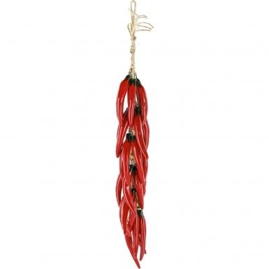 Red Arbol Chili - Ceramic Ristra