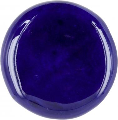 Talavera KNOB - Cobalt Blue