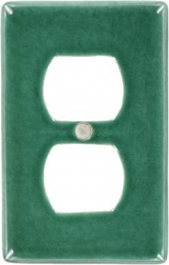 Verde Hoja - Talavera Switchplate