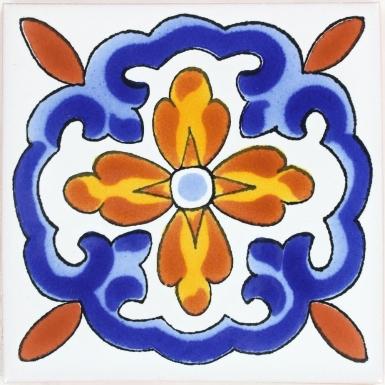 Montalbano 1 Terra Nova Mediterraneo Ceramic Tile