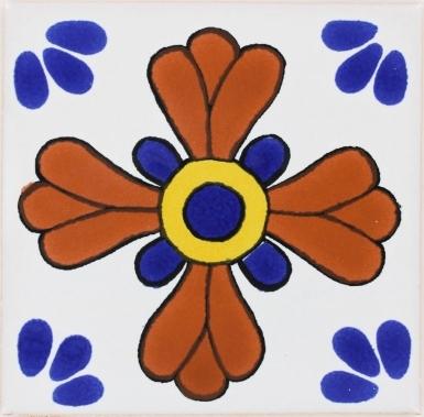 Blue Seville Terra Nova Mediterraneo Ceramic Tile