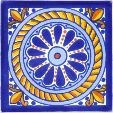 Columna Terra Nova Mediterraneo Ceramic Tile