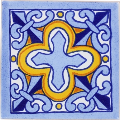 Cartagena Terra Nova Mediterraneo Ceramic Tile