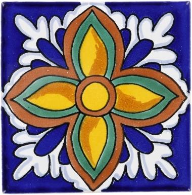 Firenze 1 Terra Nova Mediterraneo Ceramic Tile