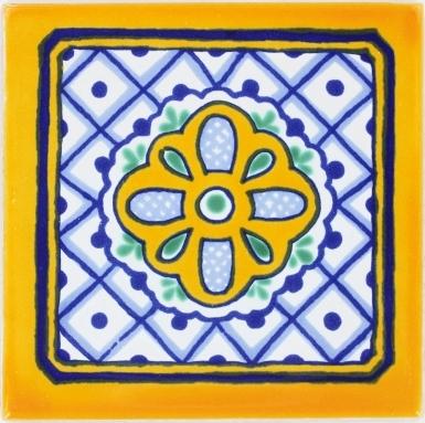 Vizzini 1 Terra Nova Mediterraneo Ceramic Tile
