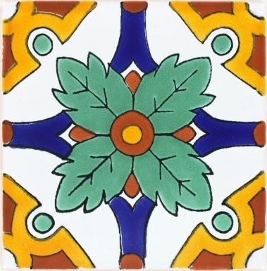 Monteroni 1 Terra Nova Mediterraneo Ceramic Tile