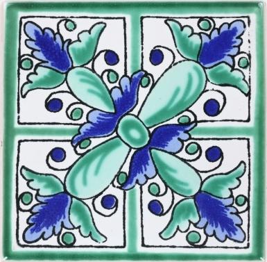 Sicilia 2 Terra Nova Mediterraneo Ceramic Tile