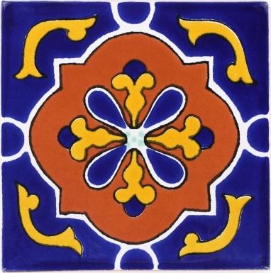 Libro Terra Nova Mediterraneo Ceramic Tile